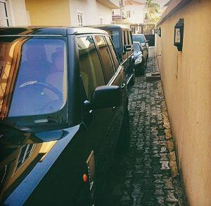 Burnaboy cars