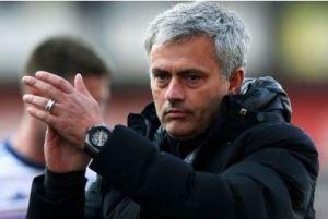 Chelsea manager José Mourinho