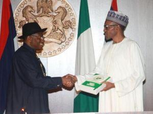 Pres.Jonathan & Buhari4