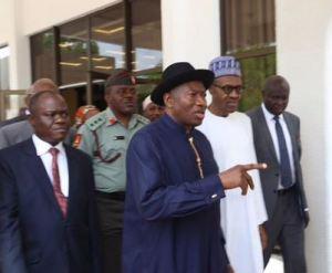 Pres.Jonathan & Buhari6