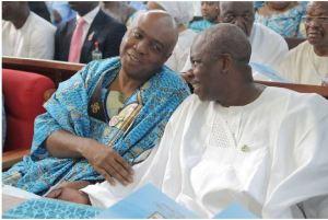 More photos of Buhari, Osinbajo, Tinubu, Amaechi, others at HID Awolowo's funeral...