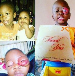 Paul Okoye grants his wife's special birthday wish