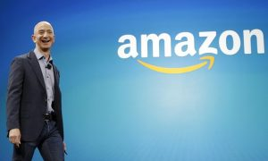 Amazon CEO Jeff Bezos Briefly Becomes World_s Richest man
