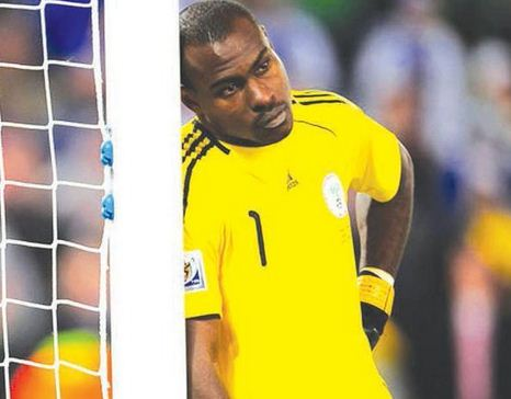 Vincent Enyeama Sacked By Lille Via Text Message - Sports