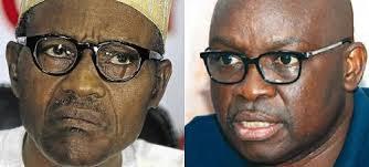 Why Fayose Is Not Among Governors Visiting Buhari - Presidency